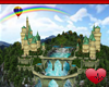 Mm Lovers Rainbow Castle