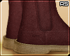 Chelsea Boots Red