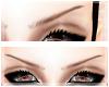<3 Sharp Brown Eyebrows