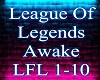 League Of Legends Awake