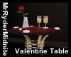 Valentine Table + Pose