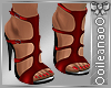 (I) Red Heels
