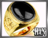 [H]Gold Ring ► OnyxBlk
