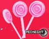 ☽M☾ Lollipops Pink