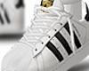 Kid White Sneakers