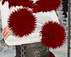 !SG Holiday Fur Cuffs