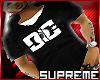 $KD$Black DC hoody