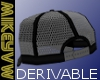 Mesh Back Hat Derivable