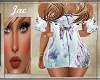 J*SPRING DRESS LILAC FLR