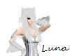 Furry Arm Fluff White
