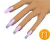 -MR- Lilac Nails