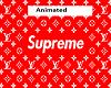 Animated LV Red Supreme