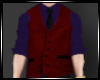 !!Red Suit Top
