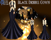 Black Desire Gown MED