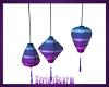Neon Lantern Lights