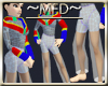 MFD Straight Pantsuit