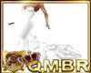 QMBR Wedding Gown White