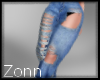 Mom Ripped Jeans~Z~