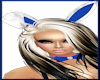[LM]F Bunny Ears-Blue