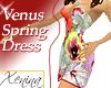 X Spring Shape Dress