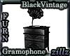 [zllz]Black Vintage Grmo