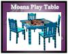 Moana Play Table