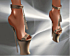 T- Sexy Shoes bronze