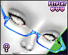 Glasses Blue
