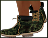 [LM]Camo Boots M - Green