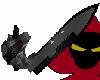 Giant robot sword