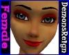 Thin Black Eyebrows