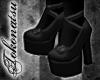 Lolita Shoes Black [T]
