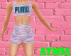Puma kid workout fitty