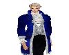 (V)King's Blue Coat