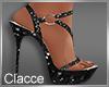 C Black NYE heels
