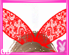 Red Lace Bunny Ears