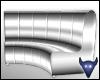 Inner sofa silver