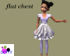 lilac kid balloon dress