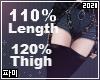 Scaler   Legs 110/120