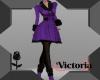 Purple Chic Dress