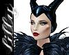 Maleficent head