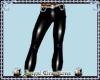 Gothic Chains PVC Pants
