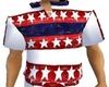 Stars&Stripes MockShirt
