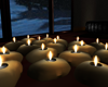 Passion Pines Candles