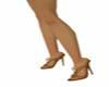 Low Heel Browns