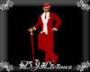 DJL-PimpCane Red n White
