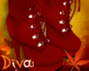 {D}-Fall Boots Red Apple