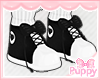 [Pup] Kids Gothic Shoes