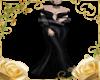 Fallen Angel Queen Gown