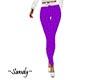 Violet Vine Leggings